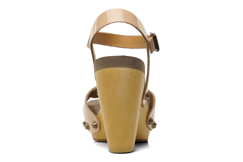 Sandales et nu-pieds Flogg Fantastic Rose vue droite