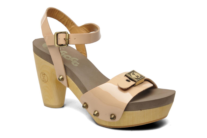 Sandales et nu-pieds Flogg Fantastic Rose vue détail/paire