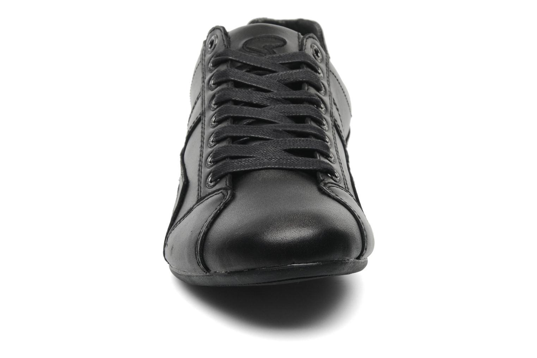 Baskets Redskins Toniko Noir vue portées chaussures