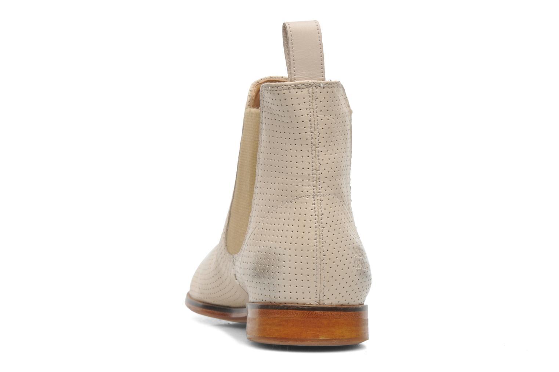 Boots en enkellaarsjes Melvin & Hamilton Susan 10 Beige rechts