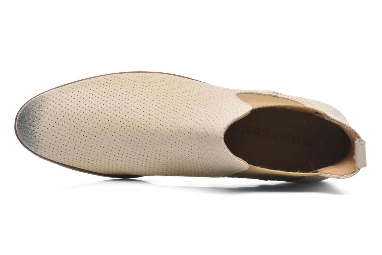 Stiefeletten & Boots Melvin & Hamilton Susan 10 beige ansicht von links
