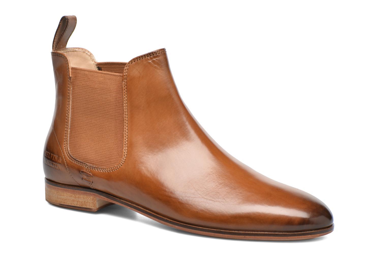 Bottines et boots Melvin & Hamilton Susan 10 Marron vue détail/paire