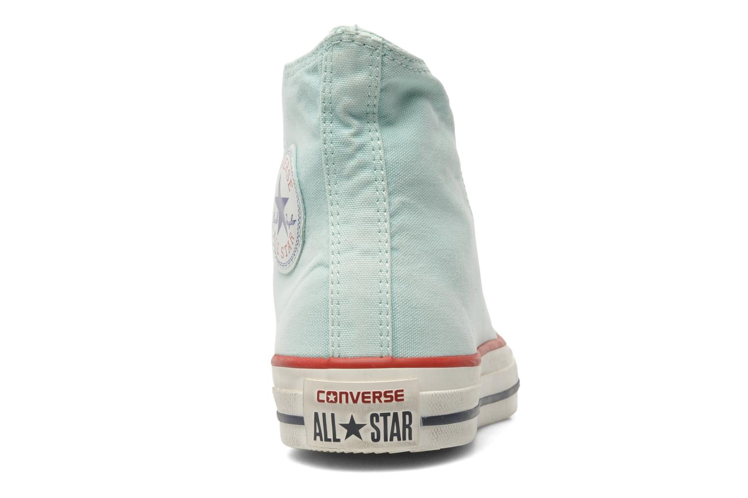Trainers Converse Chuck Taylor All Star Well Worn Hi W Blue view from the right