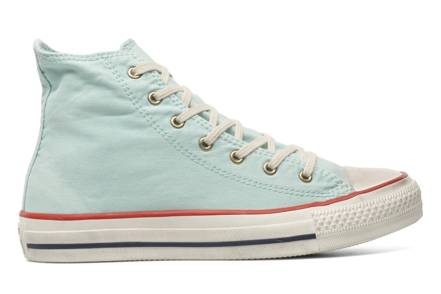 Trainers Converse Chuck Taylor All Star Well Worn Hi W Blue back view