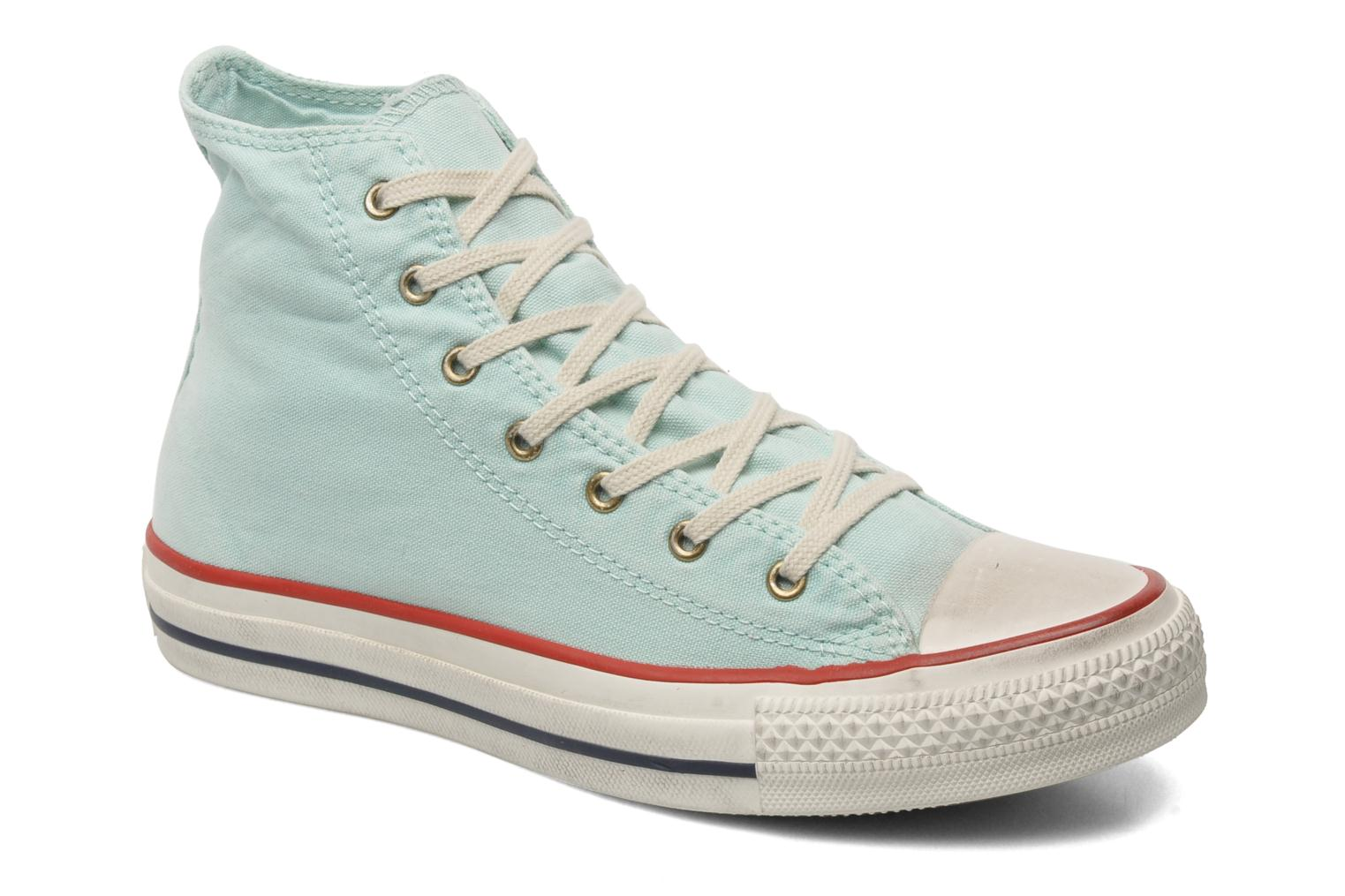 Trainers Converse Chuck Taylor All Star Well Worn Hi W Blue detailed view/ Pair view