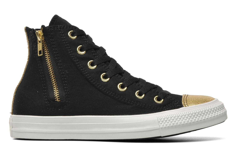 Sneakers Converse Chuck Taylor All Star Sparkle Hi W Svart bild från baksidan