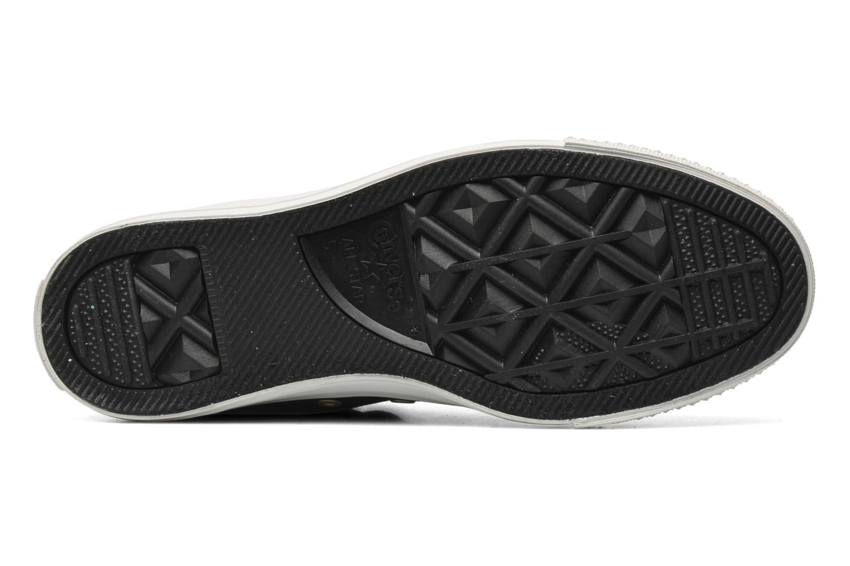Sneakers Converse Chuck Taylor All Star Sparkle Hi W Svart bild från ovan