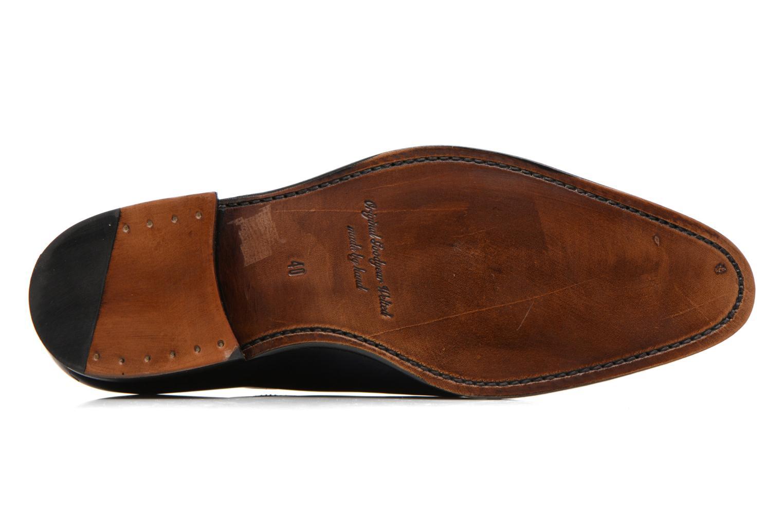 Snörade skor Marvin&Co Luxe Walburg - Cousu Goodyear Blå bild från ovan
