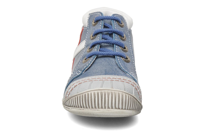 Bottines et boots GBB GABIN Bleu vue portées chaussures