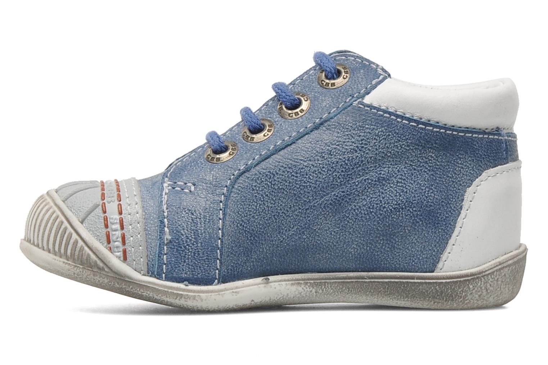 Boots en enkellaarsjes GBB GABIN Blauw voorkant