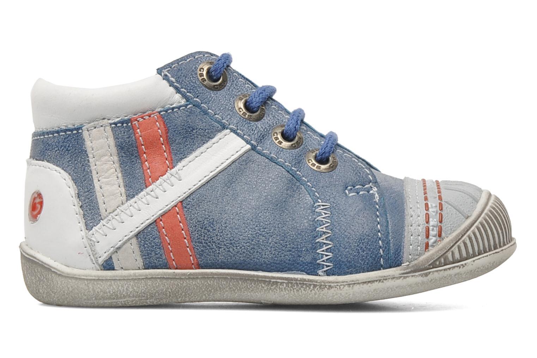 Boots en enkellaarsjes GBB GABIN Blauw achterkant