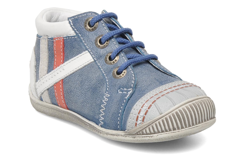 Stiefeletten & Boots GBB GABIN blau detaillierte ansicht/modell
