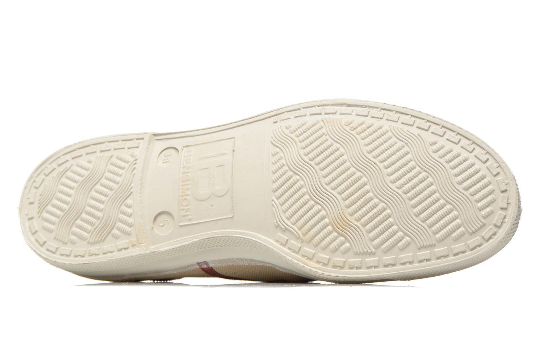 Sneakers Bensimon Tennis Irokoa Beige immagine dall'alto