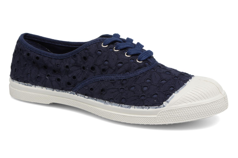 Bensimon - Damen - Tennis Broderie Anglaise - Sneaker - gelb Mst3E