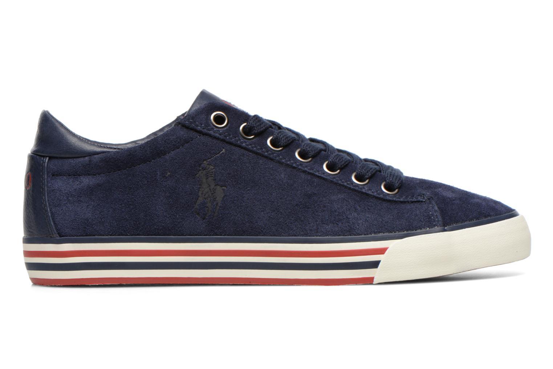 Sneaker Polo Ralph Lauren Harvey blau ansicht von hinten