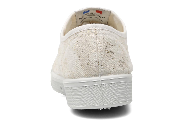 Sneaker Spring Court G2 Goldust W weiß ansicht von rechts