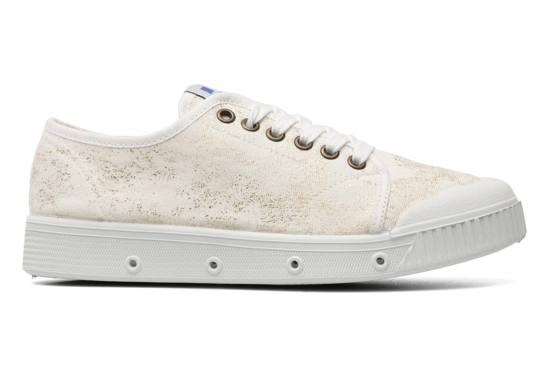 Sneaker Spring Court G2 Goldust W weiß ansicht von hinten