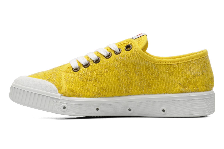 Sneaker Spring Court G2 Goldust W gelb ansicht von vorne