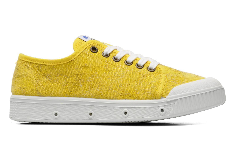 Sneaker Spring Court G2 Goldust W gelb ansicht von hinten