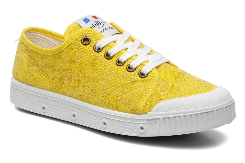 Sneaker Spring Court G2 Goldust W gelb detaillierte ansicht/modell