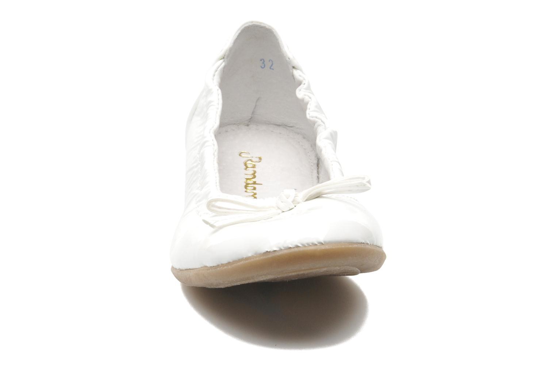Ballerinaer Ramdam by GBB LISBONNE Hvid se skoene på