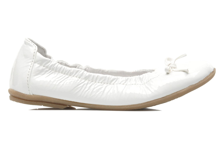 Ballerinaer Ramdam by GBB LISBONNE Hvid se bagfra