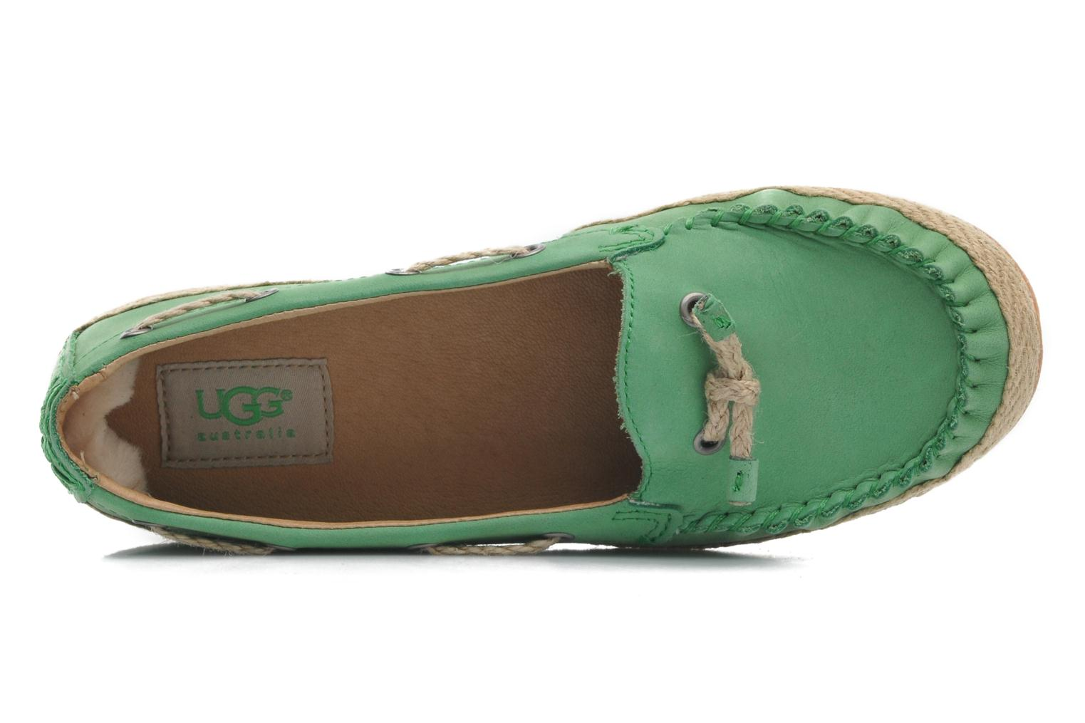Mocassins UGG Chivon Groen links