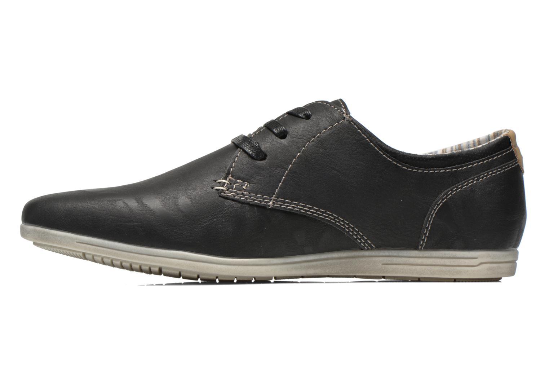Chaussures à lacets I Love Shoes Suboites Noir vue face