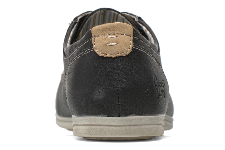 Chaussures à lacets I Love Shoes Suboites Noir vue droite