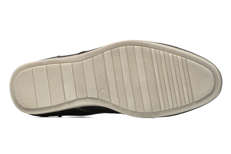 Chaussures à lacets I Love Shoes Suboites Noir vue haut
