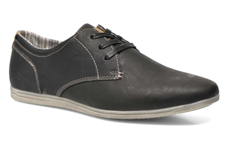 Chaussures à lacets I Love Shoes Suboites Noir vue détail/paire