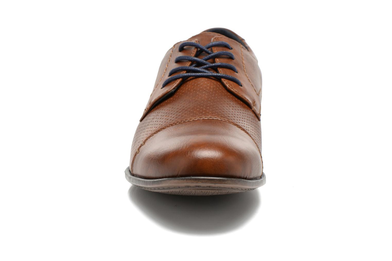 Veterschoenen I Love Shoes Suréponds Bruin model