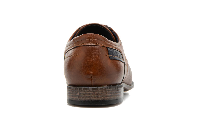 Veterschoenen I Love Shoes Suréponds Bruin rechts