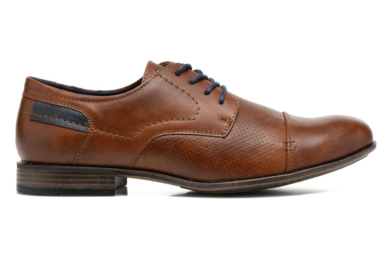 Veterschoenen I Love Shoes Suréponds Bruin achterkant