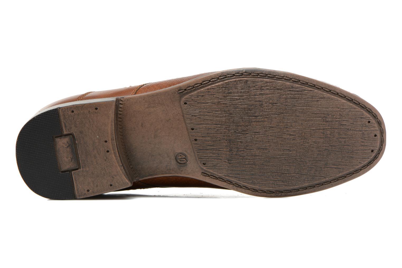 Veterschoenen I Love Shoes Suréponds Bruin boven