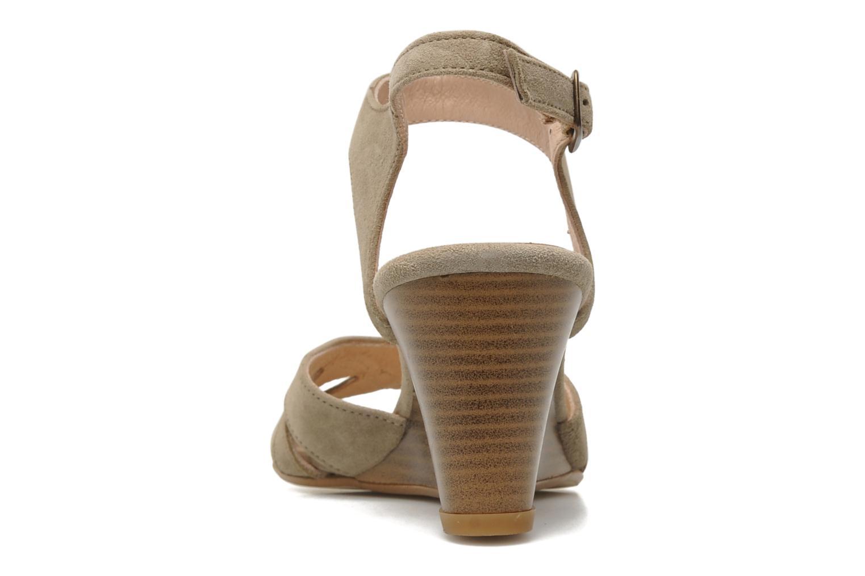 Sandalen Georgia Rose Lollo Beige rechts