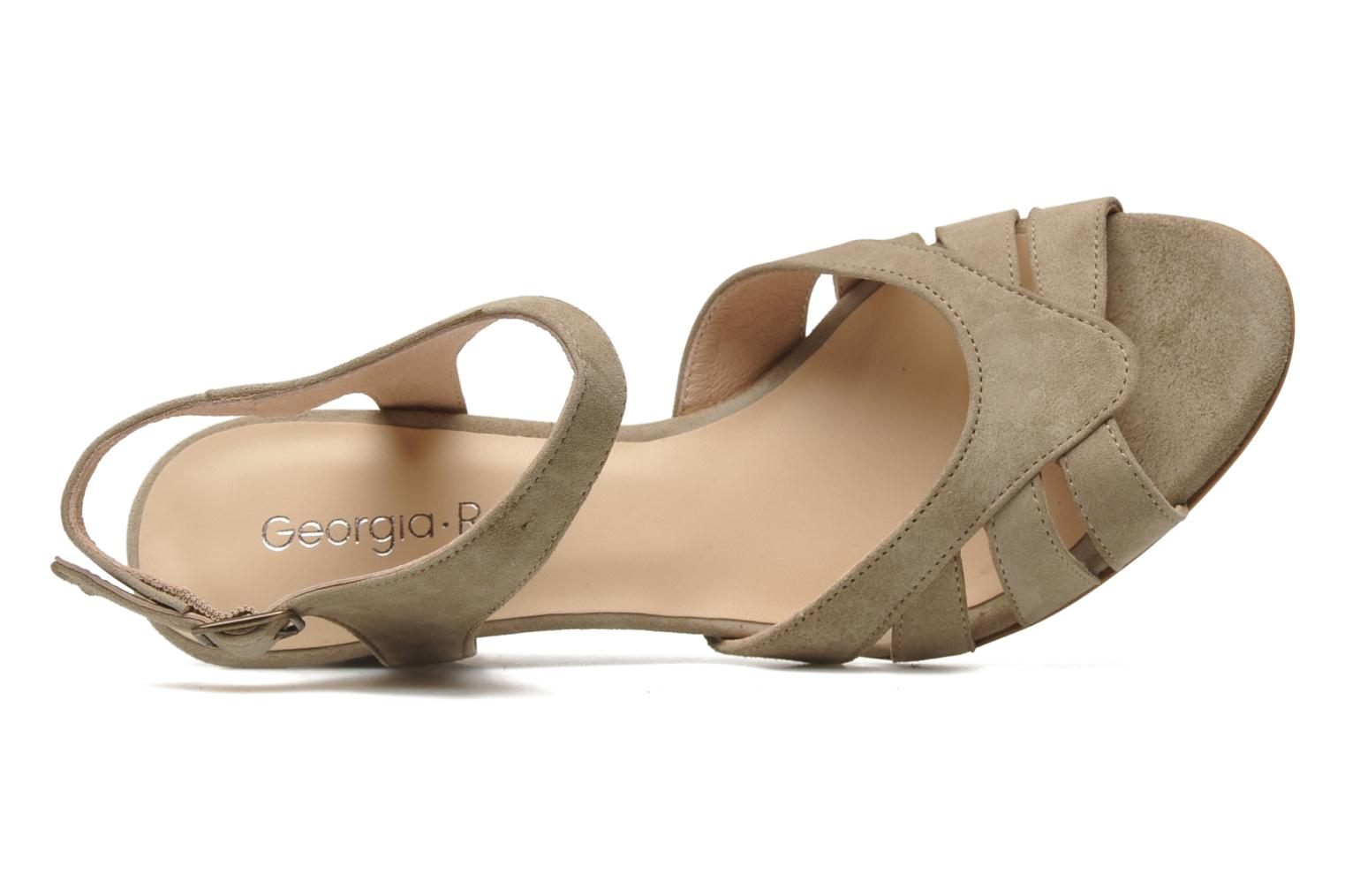 Sandalen Georgia Rose Lollo Beige links