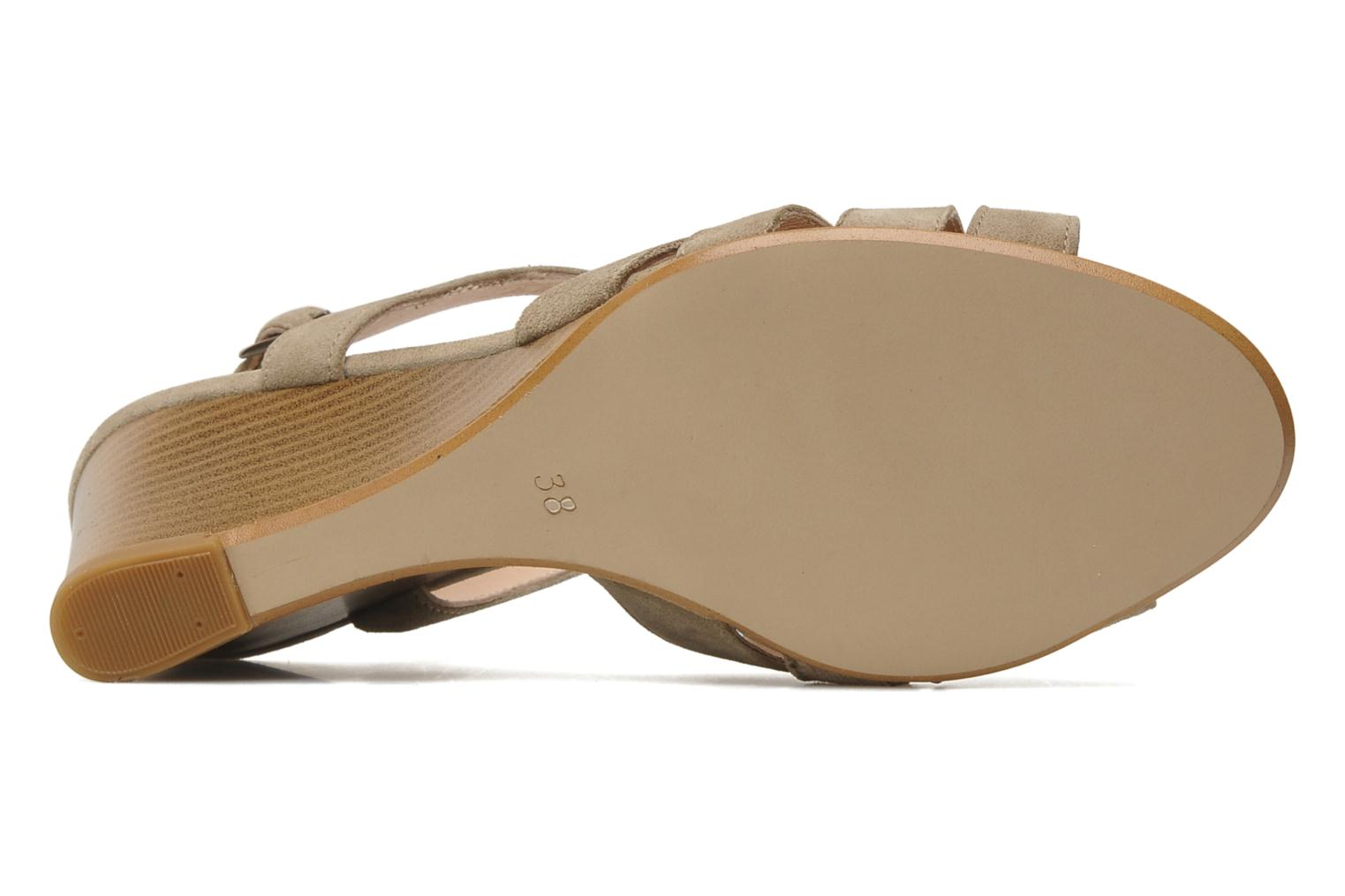 Sandalen Georgia Rose Lollo Beige boven