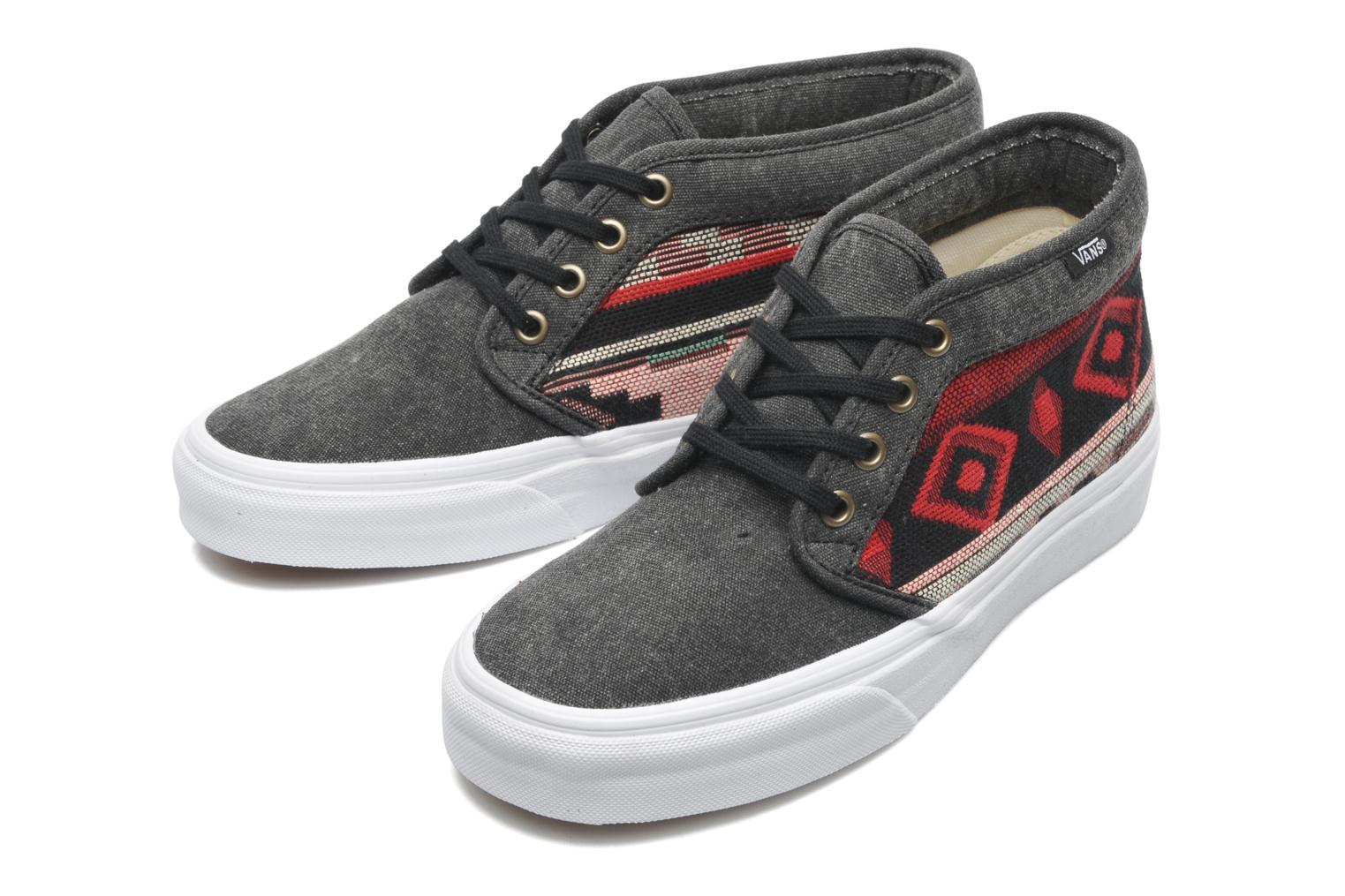 Baskets Vans Chukka 79 W Multicolore vue 3/4