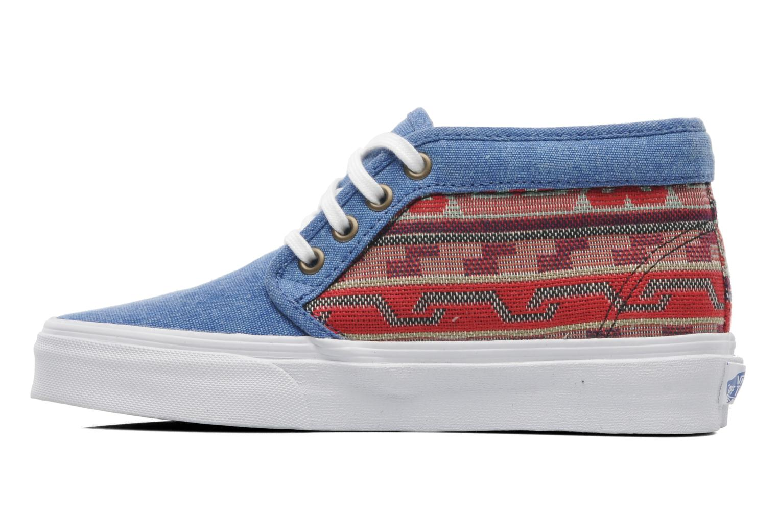 Baskets Vans Chukka 79 W Multicolore vue face