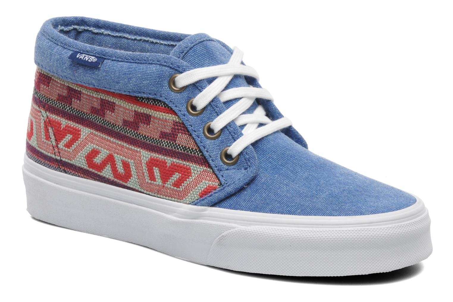 Baskets Vans Chukka 79 W Multicolore vue détail/paire