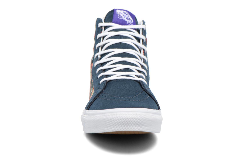 Sneakers Vans Sk8-Hi Slim W Multicolore modello indossato