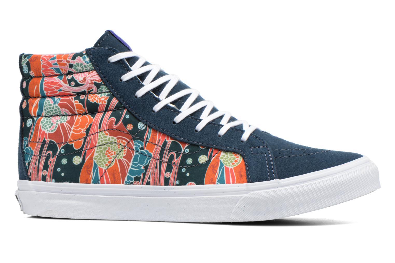 Sneakers Vans Sk8-Hi Slim W Multicolore immagine posteriore