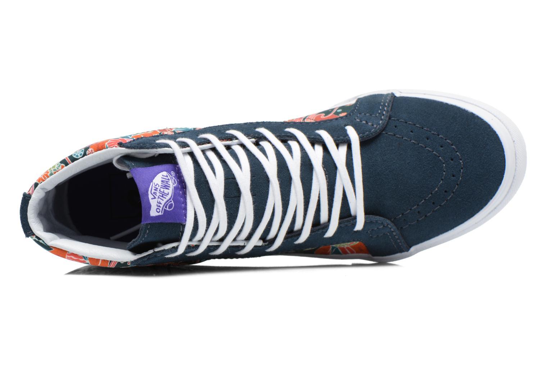 Sneaker Vans Sk8-Hi Slim W mehrfarbig ansicht von links