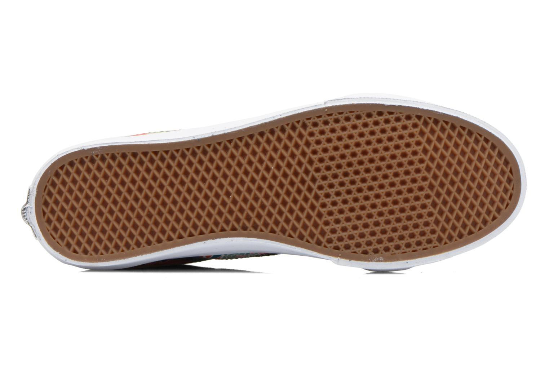 Sneakers Vans Sk8-Hi Slim W Multicolore immagine dall'alto