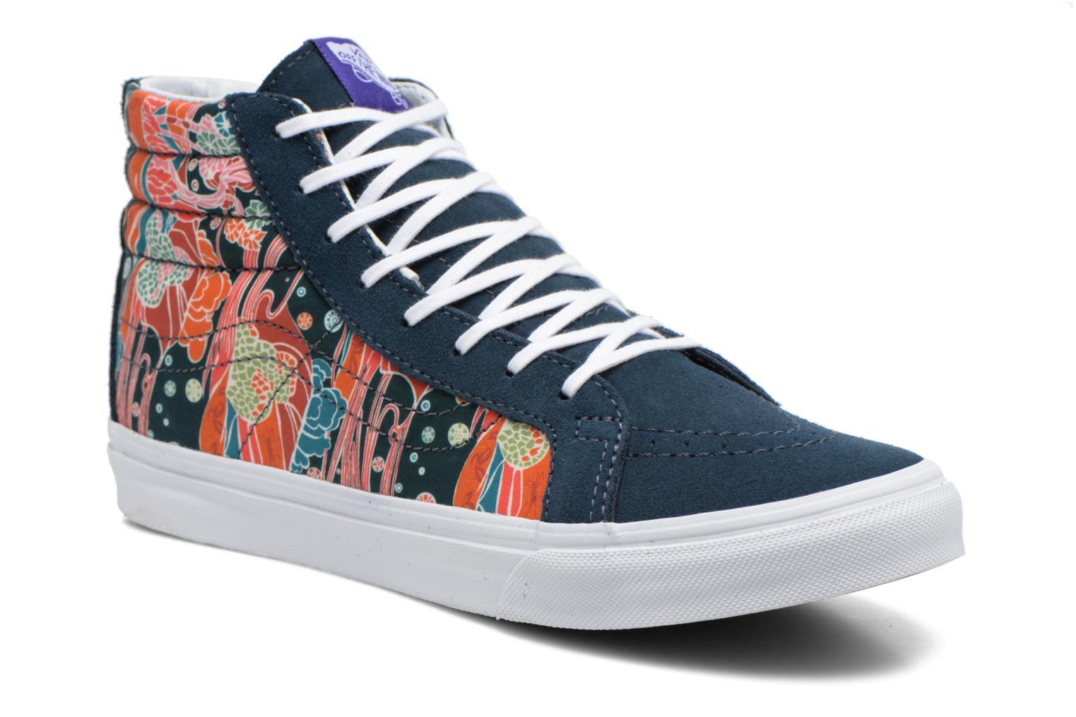 Sk8-Hi Slim W (Liberty) sea floral/true white