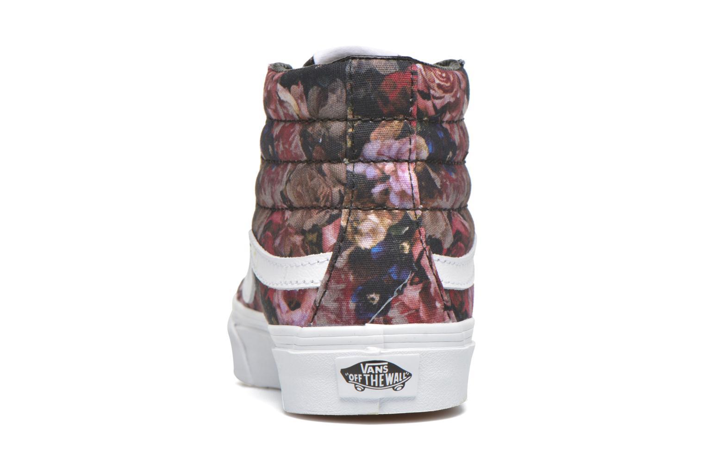 Sneaker Vans Sk8-Hi Slim W mehrfarbig ansicht von rechts