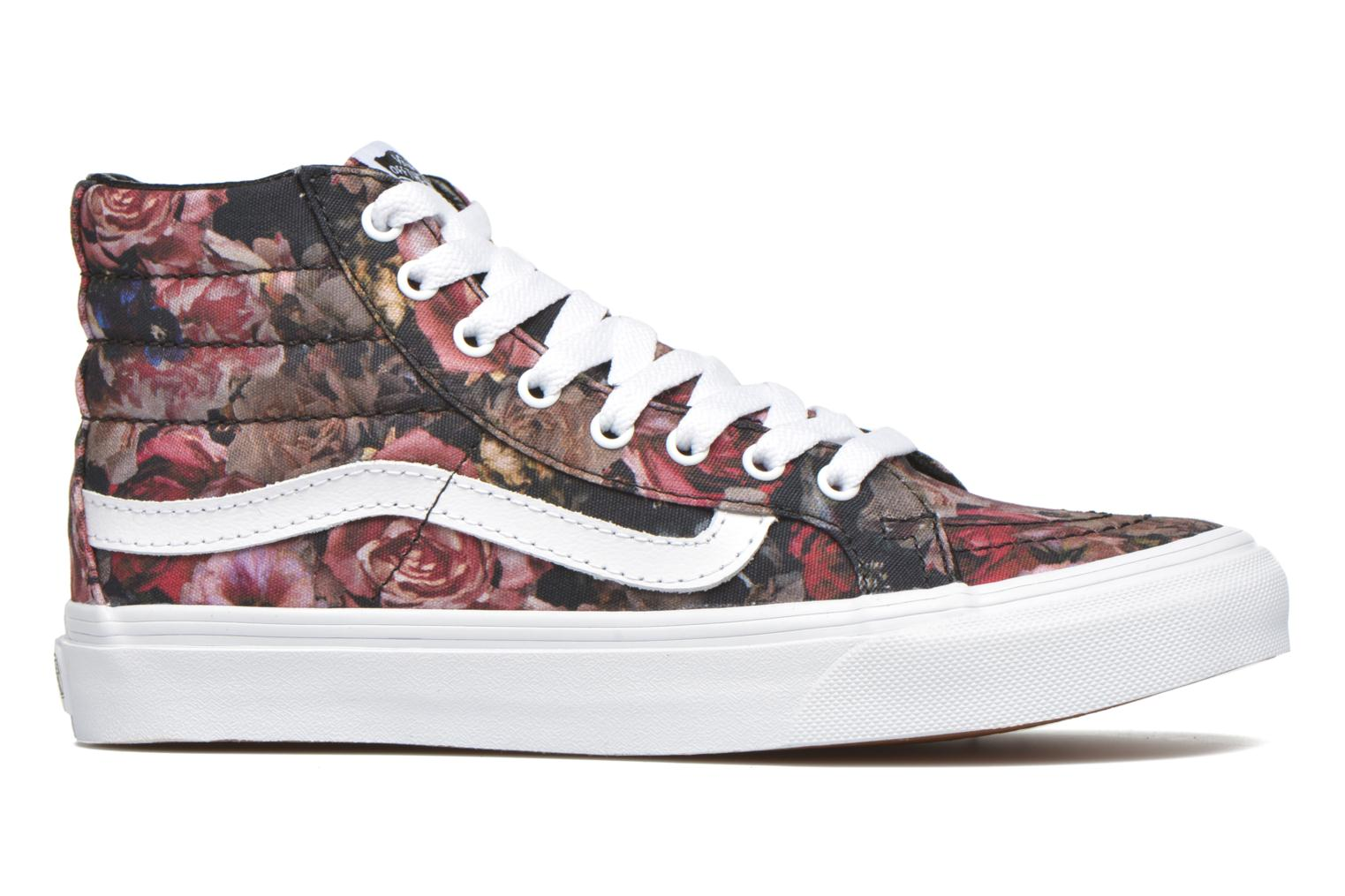 Sk8-Hi Slim W (Moody Floral) Black/True White