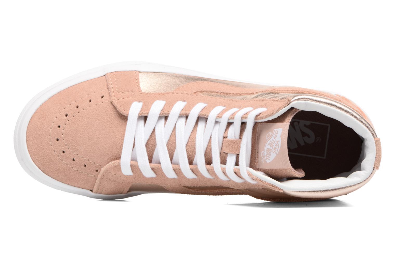 Sneakers Vans Sk8-Hi Reissue W Roze links