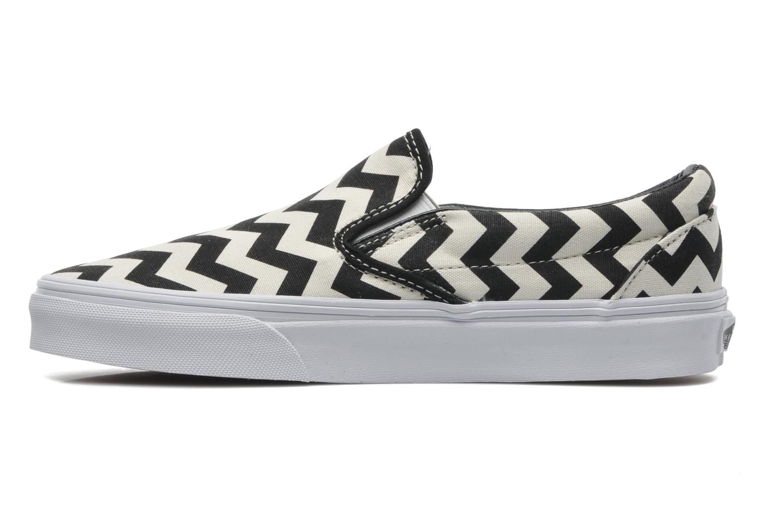 Trainers Vans Classic Slip-On W White front view
